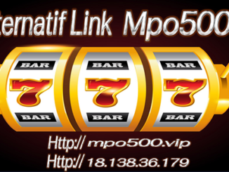 Link Alternatif MPO Slot Terbaru